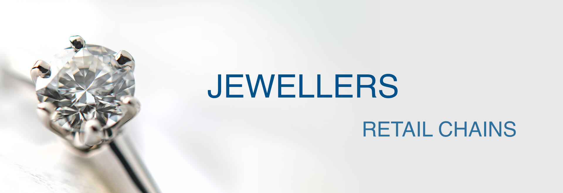 Jewellers - Retail Chains